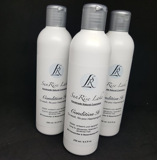 Condition It - Natural Hair Conditioner